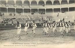Pays Div -ref P47- Espagne -espana -spain -au Pays Basque Espagnol - Danses Euskariennes  - - Spanien