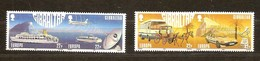 Gibraltar 1988 Yvertn° 555-558 *** MNH Cote 8,00 Euro CEPT Europa - Gibraltar