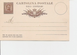 Italien P 6 ** - 10 Cmi Umberto - Stamped Stationery