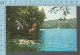 CPM - Canada Ontario -Scenes Of Kenora  , Used In 1974, + Stamp - Ontario