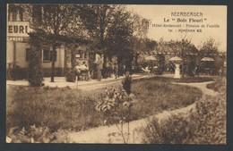 "KEERBERGEN * HOTEL-RESTAURANT * LE "" BOIS FLEURI "" * 1937 - Keerbergen"
