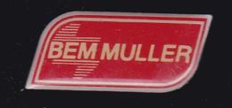 54881. Pin's.Société Muller Bem .Chartres.. - Villes