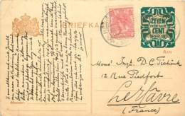 Pays-Bas - Entier Postal - Interi Postali