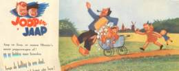 Pays-Bas - Joop En Jaap 1943 - Briefkaart Naar Systeem - Carte  à Système - - Ohne Zuordnung