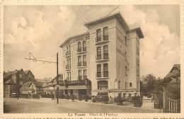 Belgique - De Panne - Hotel De L'Horloge - Avenue Des Chaloupes - De Panne