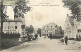 Belgique - Petit Doische - Quartier De La Maison Blanche En 1911 - Animée - Autres