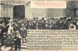Luxembourg - Echternarch - Procession Dansante - Violons Et Violonistes - Echternach