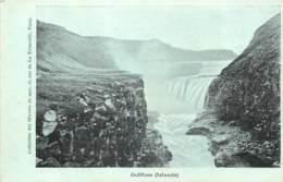 Islande - Island - Gullfoss (before 1904) - Islande