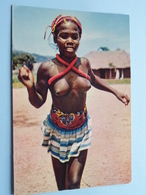 Petite Danseuse - Little Dancer ( IRIS ) Anno 19?? ( Zie Foto Voor Details ) ! - Cartes Postales