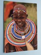 MASAI Child ( Photokin - Mombasa ) Anno 19?? ( Zie Foto Voor Details ) ! - Kenya