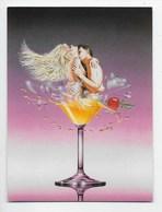 Large Format - Brian Robson - Liquid Love - Athena - Other Illustrators