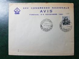 (5080) ITALIA STORIA POSTALE 1961 - 1961-70: Storia Postale