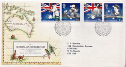Great Britain Set On Used FDC - Joint Issues