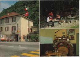 Ristorante-Grotto LAURA - Cadenazzo - TI Ticino