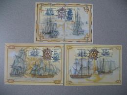 Carte-Maximum 2008 - N° 4249 à 4254 - Cartas Máxima