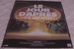 AFFICHE CINEMA ORIGINALE FILM LE JOUR D'APRES Nicholas MEYER ROBARDS GUERRE NUCLEAIRE 1984 TBE LANDI - Affiches & Posters
