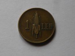 Roumanie  1 Leu  1939  Royaume Carol II  Km#56 Patine Foncée  TTB - Roumanie