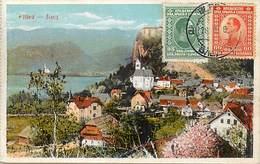 Pays Div -ref P07- Slovenie - Bled  - Carte Bon Etat - - Slovénie