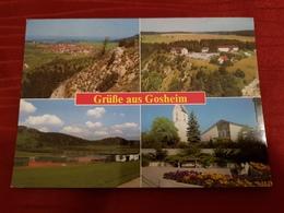 GRÜßE AUS GOSHEIM - Deutschland