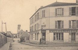°°°  77 COMBS LA VILLE : Rue Sommeville Au Rocher     °°°  ///  REF NOV.18 /  BO. 77 - Combs La Ville