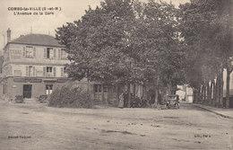 °°°  77 COMBS LA VILLE : Avenue De  La Gare    °°°  ///  REF NOV.18 /  BO. 77 - Combs La Ville