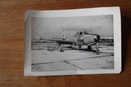 Photo  Avion à Reaction  Militaire  Vers 1960 - Aviation