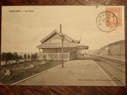 Barvaux La Gare (station)1914 - Durbuy