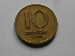 Israel 10   Agorot   1960   Alu Bronze      Km#26   TTB - Israel