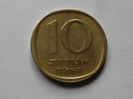 Israel 10   Agorot   1974   Alu Bronze      Km#26   TTB - Israel