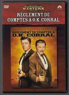 DVD Réglement De Comptes à O.K.corral - Western / Cowboy