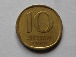 Israel 10   Agorot   1975   Alu Bronze      Km#26   TTB - Israel