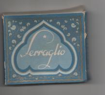 ITALIA - ETUI VIDE DE 20 CIGARETTES - SERRAGLIO - MONOPOLI DI STATO - Empty Cigarettes Boxes