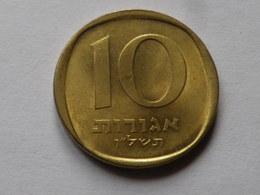 Israel 10   Agorot   1977   Alu Bronze      Km#26   TTB++ - Israel