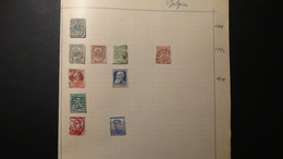 Belgium - Lot 10 Pieces - Sammlungen