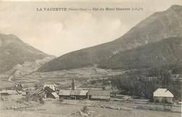 CPA 05 Hautes Alpes La Vachette Col Du Mont Genèvre - (1854m) Village Briançon Durance (Durand Savoyat éditeur) Neuve - Autres Communes