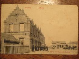 Boussu La Gare (station)1924 - Boussu