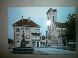 BRIENNE-LE-CHATEAU Place De L'hôtel De Ville - Autres Communes