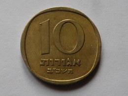 Israel 10   Agorot   1962   Alu Bronze      Km#26   TTB - Israel