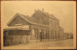 Roborst De Statie(station)1924 - Zwalm