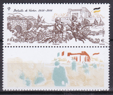 FRANCE 2017 Histoire WWI Verdun Driant Fort De Vaux Yv 5063A RARE MNH** Luxe - WW1 (I Guerra Mundial)