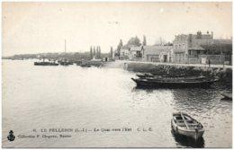 44 LE PELLERIN - Le Quai Vers L'Est - Francia