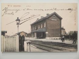Wijgmaal  La Gare Station - Leuven