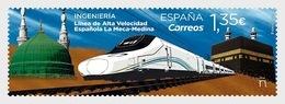 Spain 2018 - Spanish High Speed Line Mecca - Medina Mnh - 2011-... Ungebraucht
