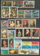 Comores - Petite Collection D'oblitérés - Timbres