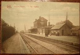Bierset-Awans La Station(gare)1927 - Grâce-Hollogne