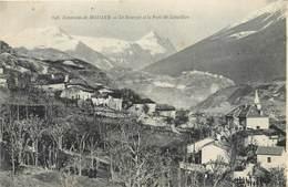 CPA  73 Savoie Environs De Modane - Le BOURGET Et Le Fort De Lesseillon (L'Esseillon) 646 - Modane