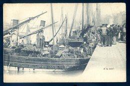 Cpa A La Mer Port De Pêche Pêcheurs      YN23 - Pêche