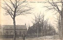 Hamont - Statiestraat - Rue De La Station (Uitg. Fr Vanden Bossche 1906) - Hamont-Achel