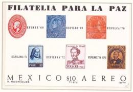 Mexique 1974 - MNH ** - UPU (UPU090) - UPU (Universal Postal Union)
