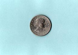 L-151  USA= 1979  SUSAN B ANTHONY  DOLLAR  UNC - 1979-1999: Anthony